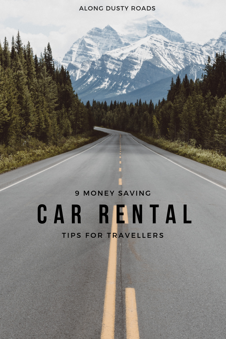 Renting a car in a new country can be a pretty nerve racking experience. so we've put together this guide to ensure you don't get financially shafted by the rental agencies. #RoadTrip #CarRental #Car #VanLife
