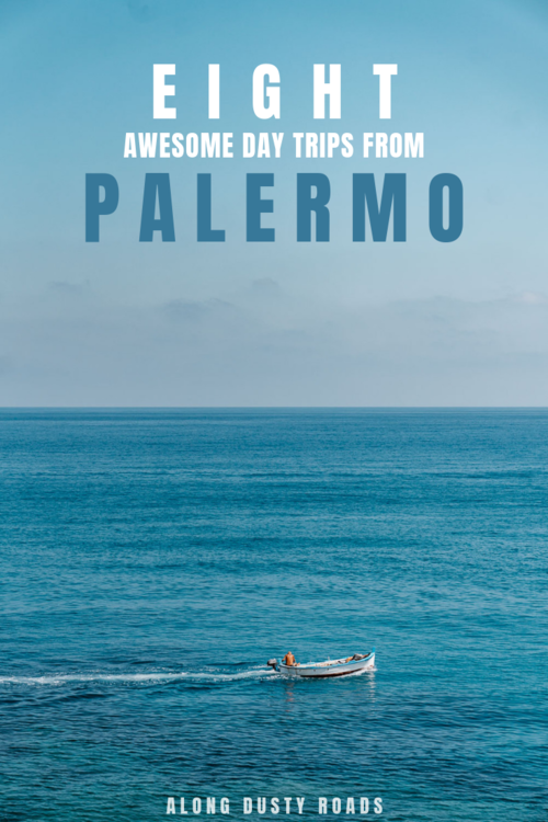 Palermo is a fantastic little base for your Sicilian adventure - with plenty of easily accessible day trips for the intrepid traveller. From wild nature reserves, to beautiful beaches and pretty little towns,  here's our pick of the best day trips from Palermo (Things to do in Palermo, What to do in Palermo) #Palermo #Sicily #Italiy #DayTrip #Beaches #Hiking #Cafalu