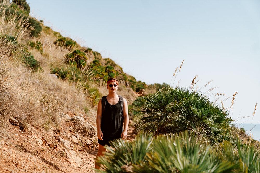 Zingaro Hike Trail Sicily