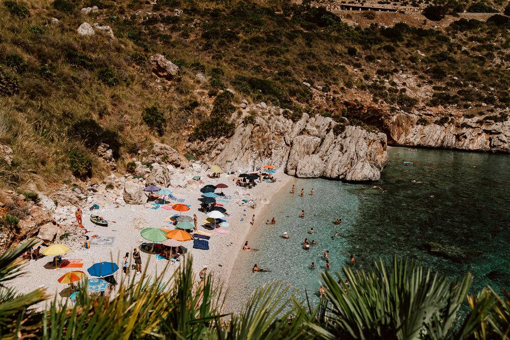 Riserva Naturale dello Zingaro Beaches