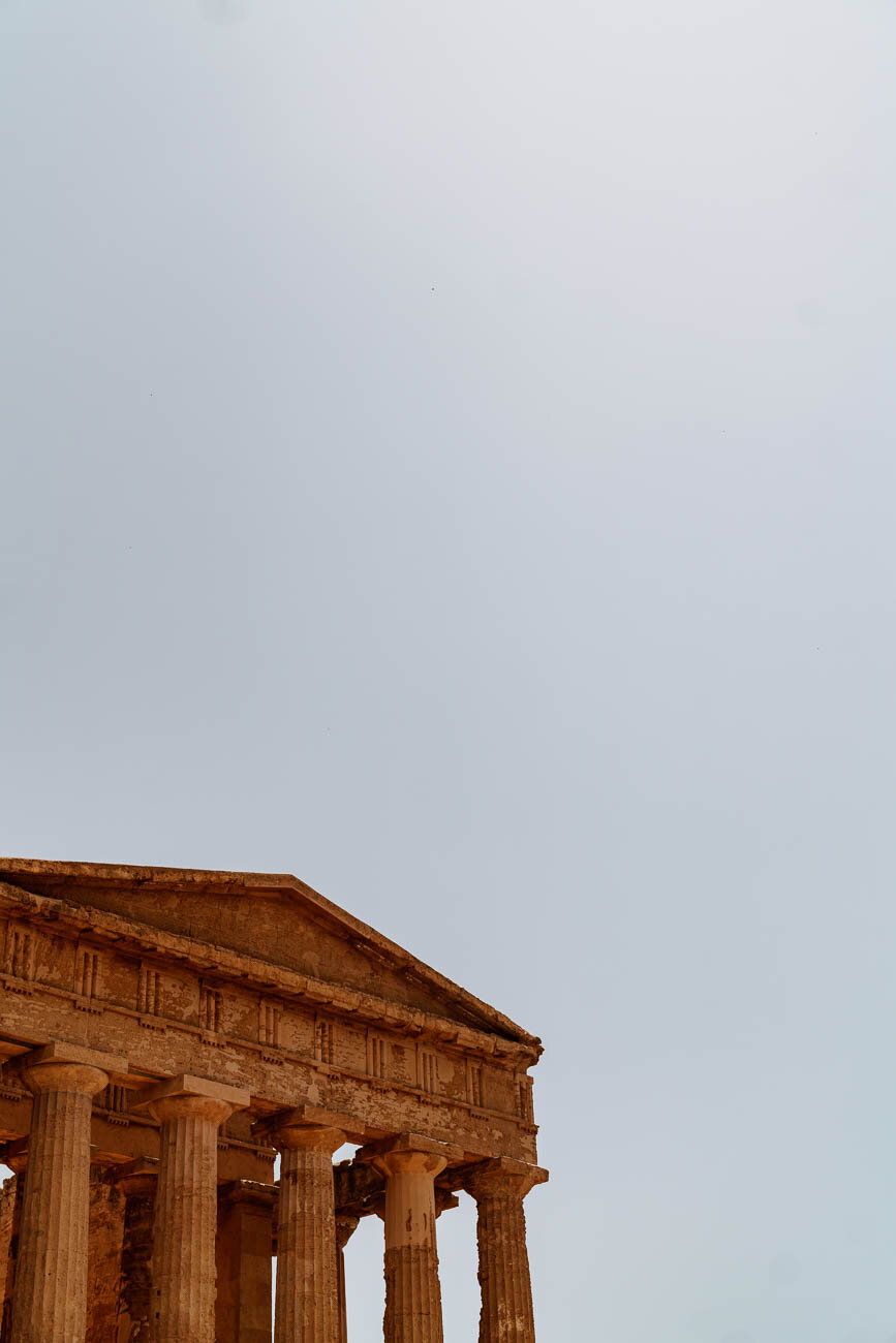 Valley of the Temples, Sicily | Temple of Concordia