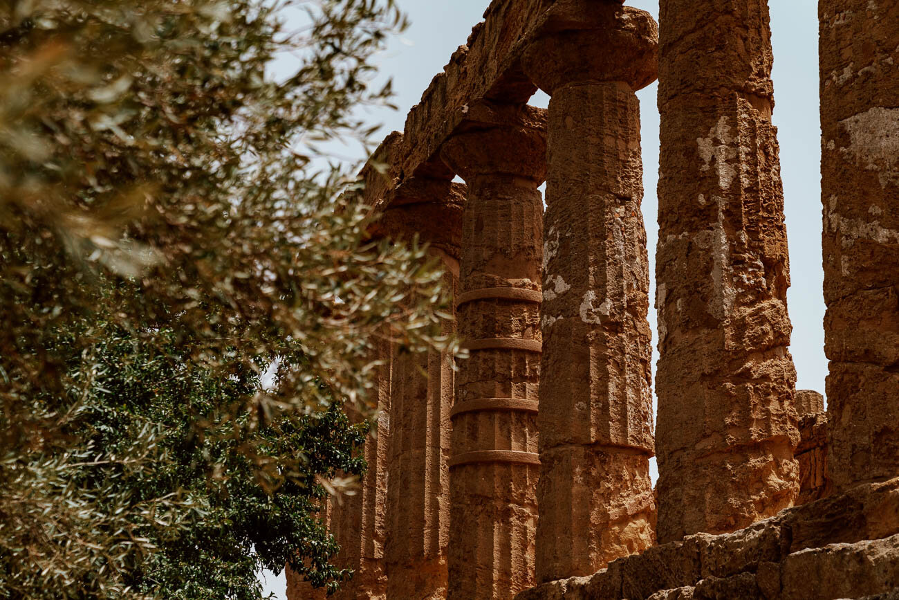 Valley of the Temples, Sicily | Temple of Juno