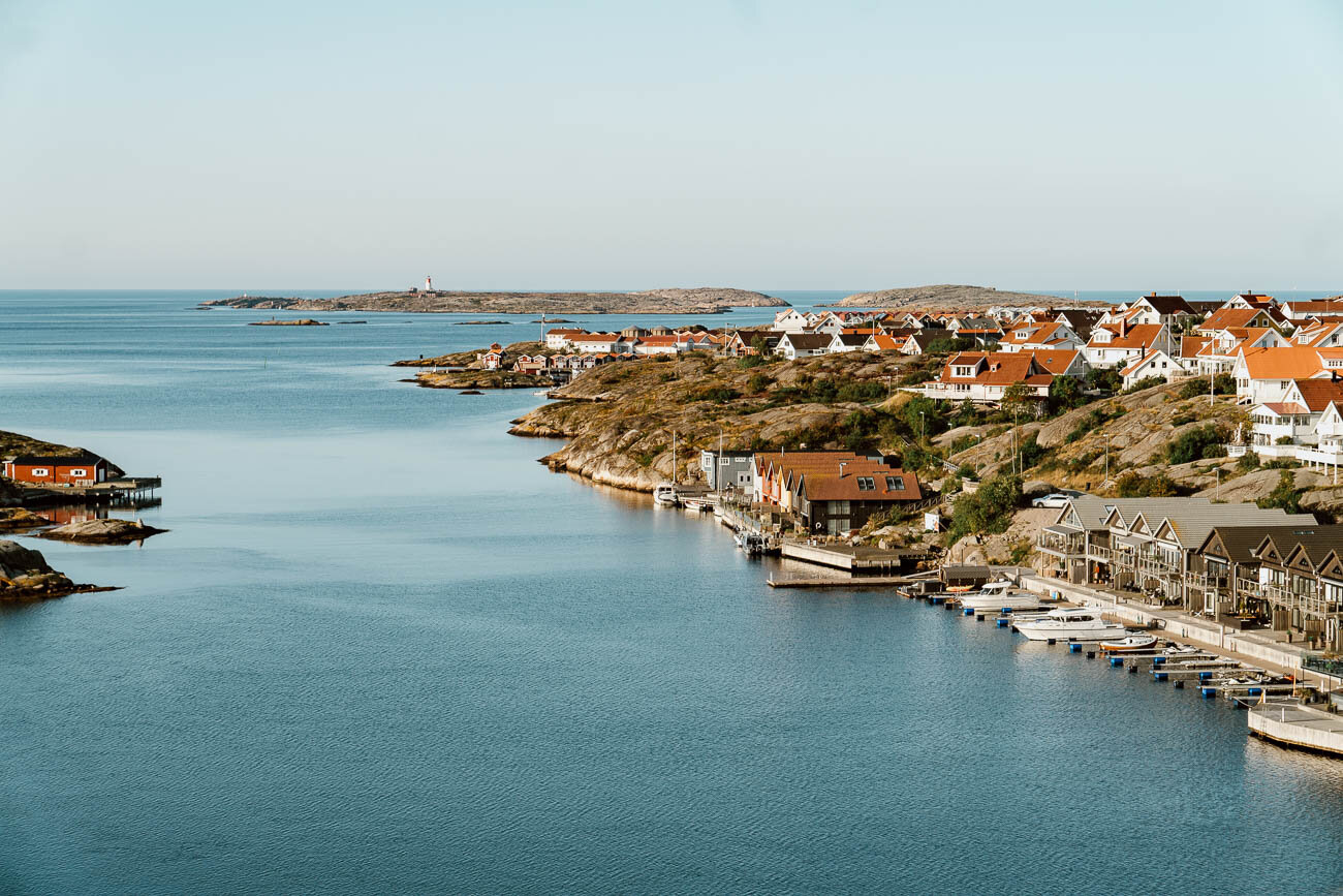 West Sweden itinerary