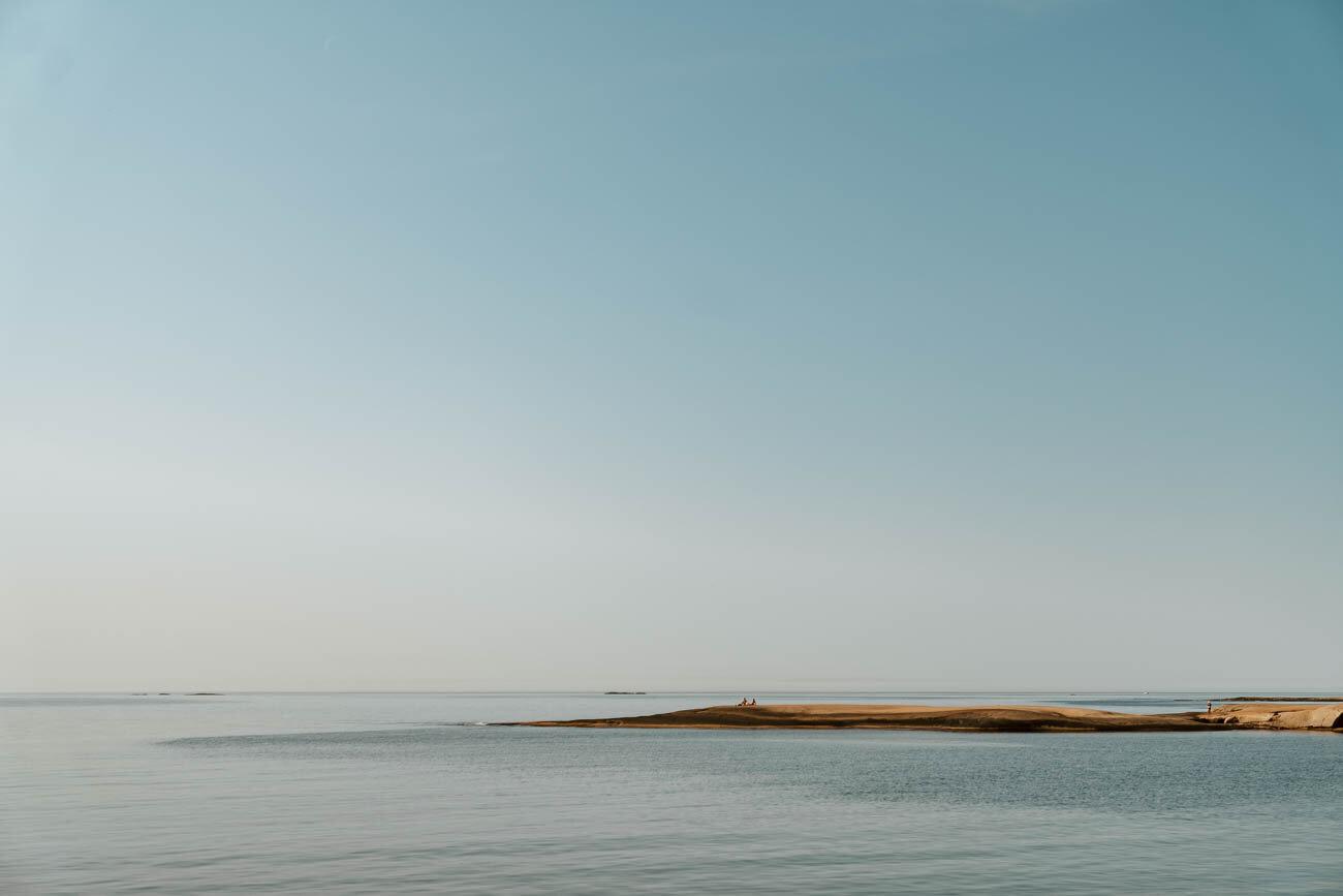 Bohuslån archipelago, West Sweden - Along Dusty Roads