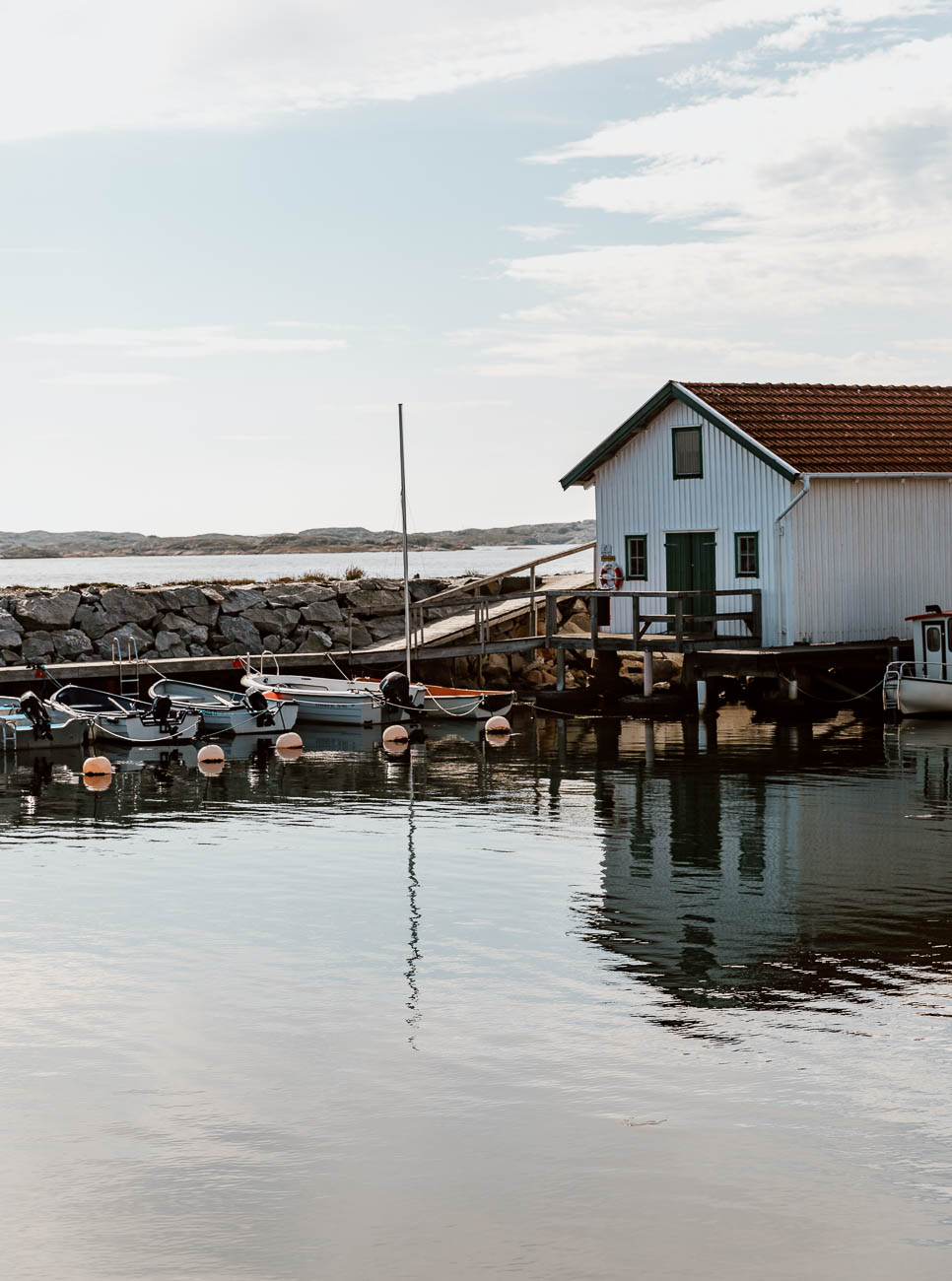 A Very West Sweden Summer | Koster Island, Harbour