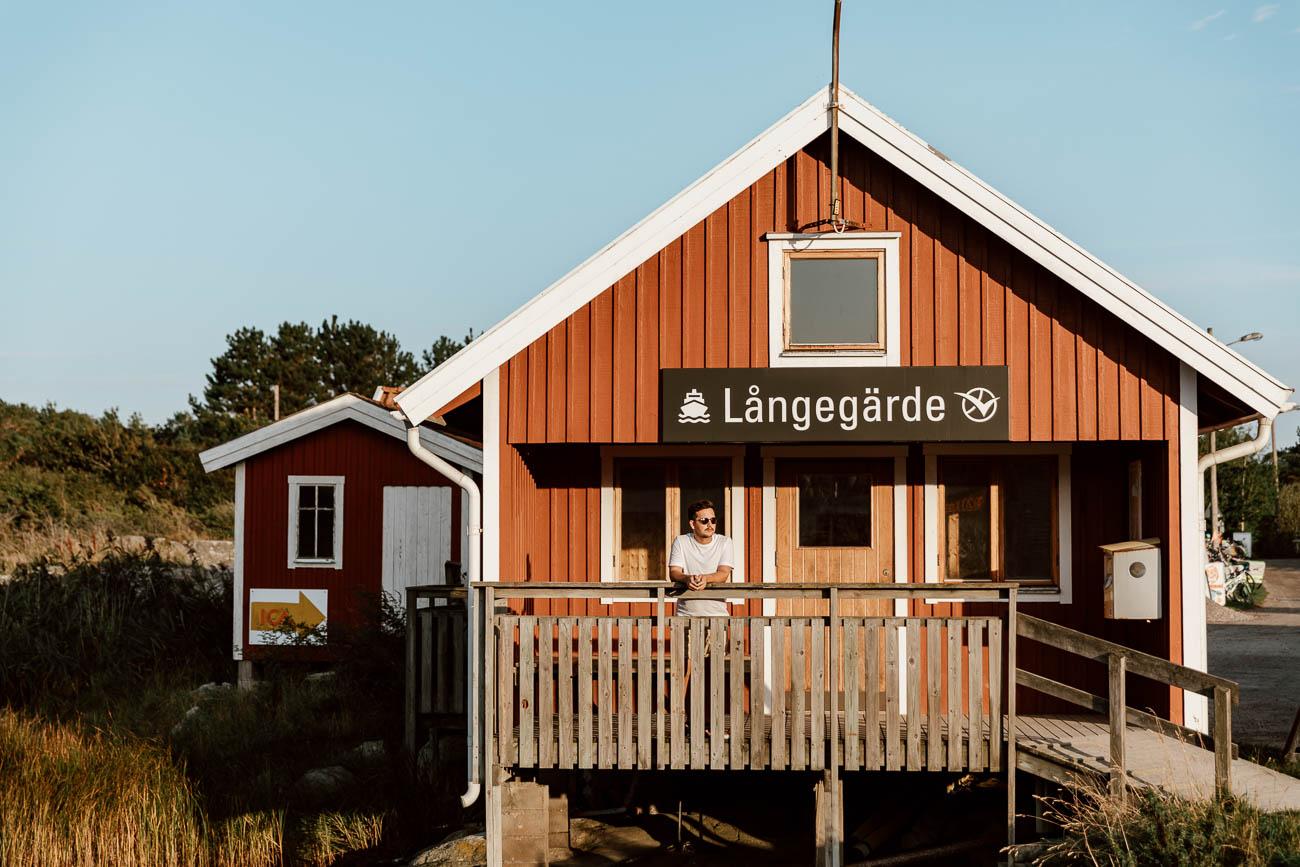 A Very West Sweden Summer | Koster Island, Ferry Stop.