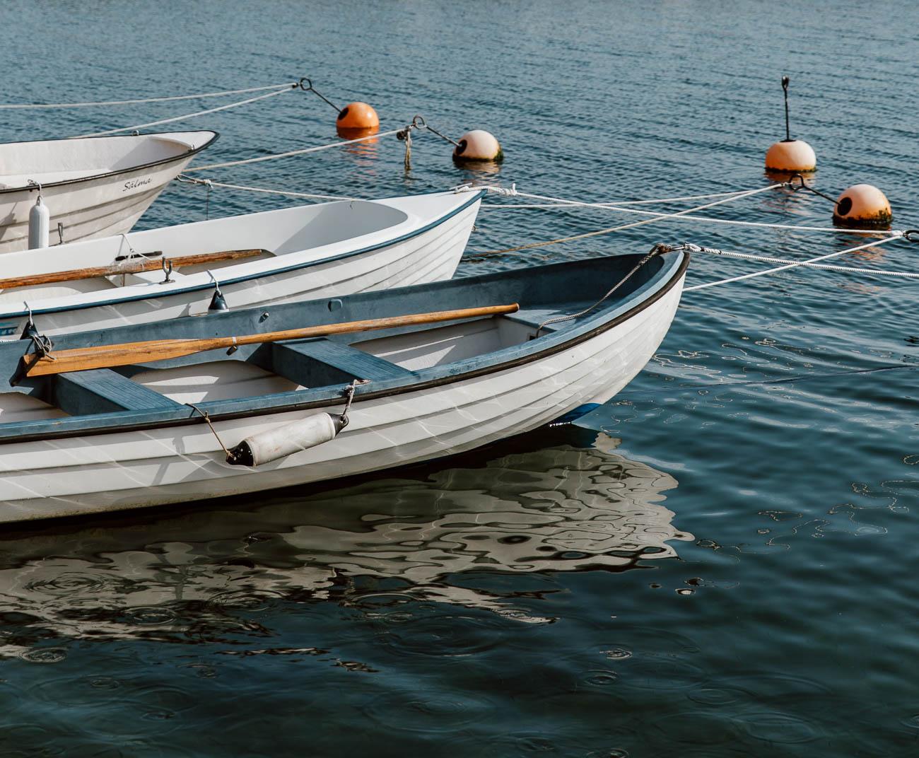 A Very West Sweden Summer | Boats in the water, Fiskenbaksil