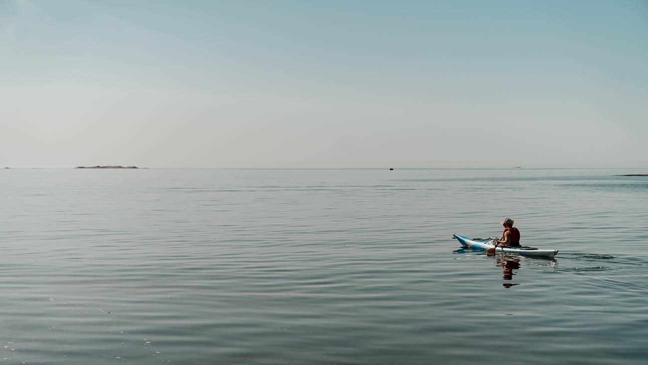 A Very West Sweden Summer | Kayaking in Bohulsan Archipelago