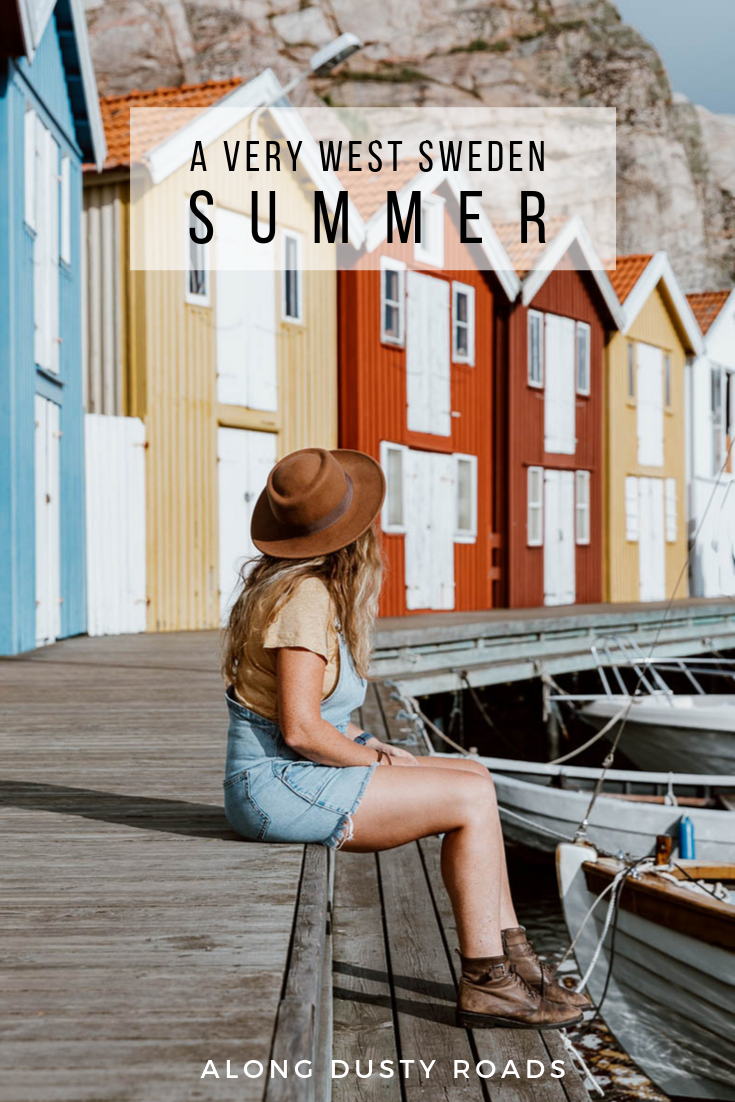 A summer in West Sweden brought us back to nature, and reawakened feelings of those carefree childhood summers of long ago. Here's why it's a destination made for curious travellers.  #WestSweden #Sweden #Scandinavia #Outdoors #Nature