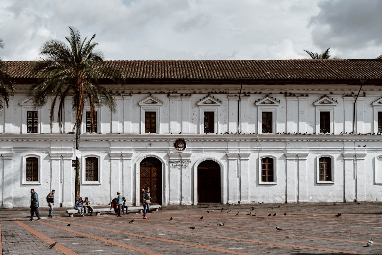 Things to do in Quito - Explore the old town