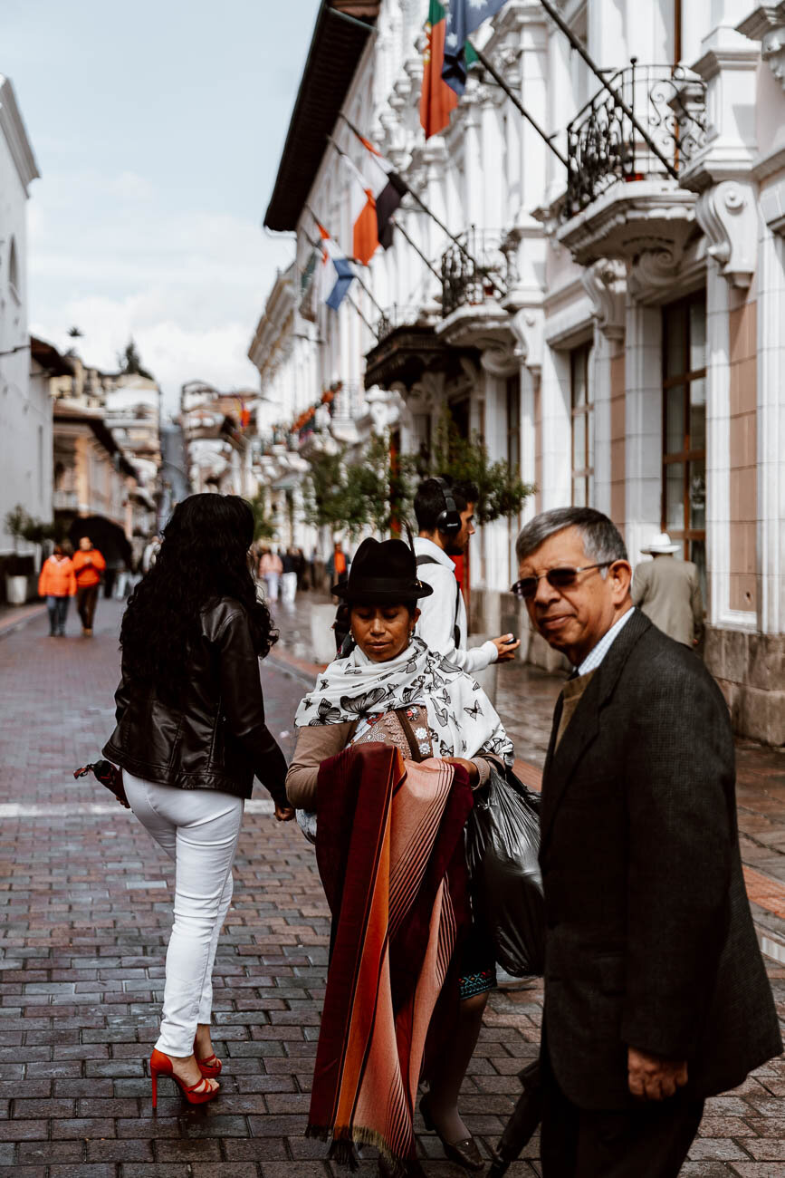 Things to do in Quito - Street Photography