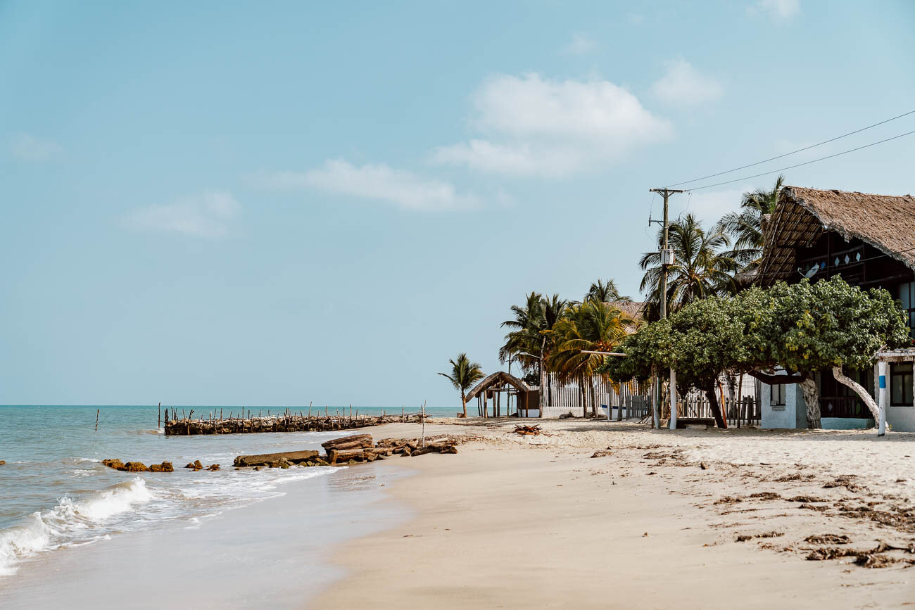 Things to do in Rincon del Mar, Colombia - Laze on the Beach