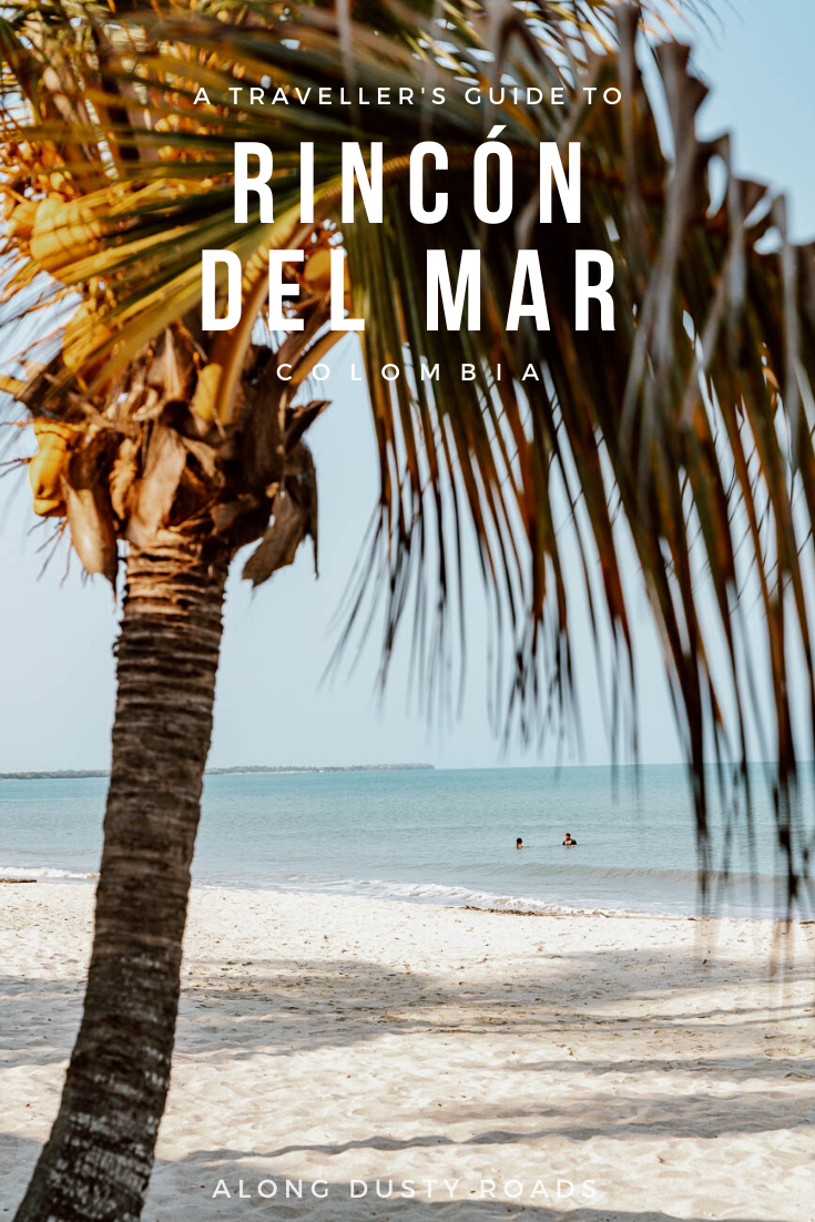 More unknown the Colombian beach towns along the Caribbean coast, Rincon del Mar is may just be our favourite. Here's everything you need to know to plan your stay. | Things to do in Rincon del Mar | Where to Stay in Rincon del Mar | Rincon del Mar Guide | Colombia Beaches #Colombia #CaribbeanCoast #RincondelMar #Backpacking #Backpackers #SouthAmerica #Beach
