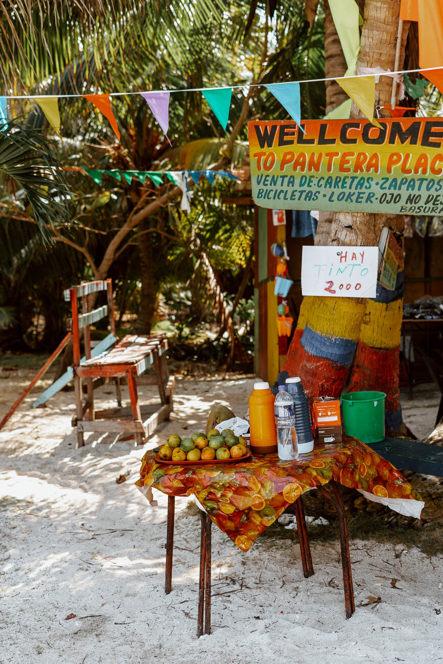 Haynes Cay, San Andres  | Along Dusty Roads