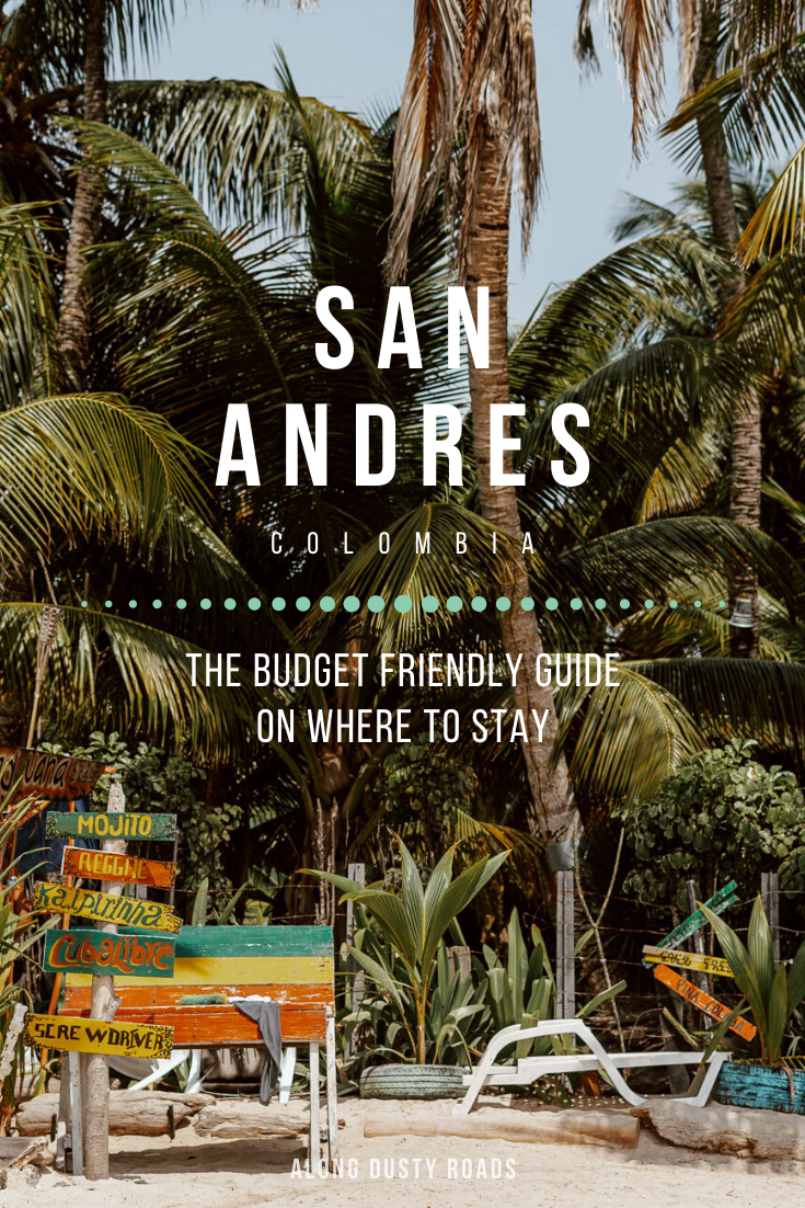 The priciest part of visiting San Andres, Colombia's Caribbean getaway is the accommodation. That's why we've put to gather this guide for travellers, with our pick of the best (and often most budget-friendly) guest houses on the island. #SanAndres #Colombia #Hotels #GuestHouses #Hostels #SouthAmerica #Caribbean #Backpacking #Budget