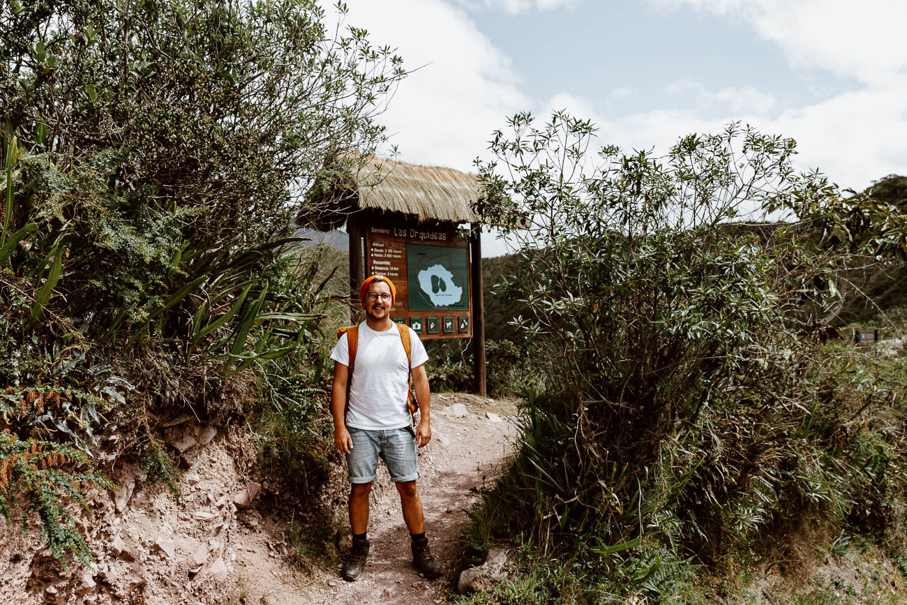 Laguna de Cuicocha   A Great Otavalo Day Trip