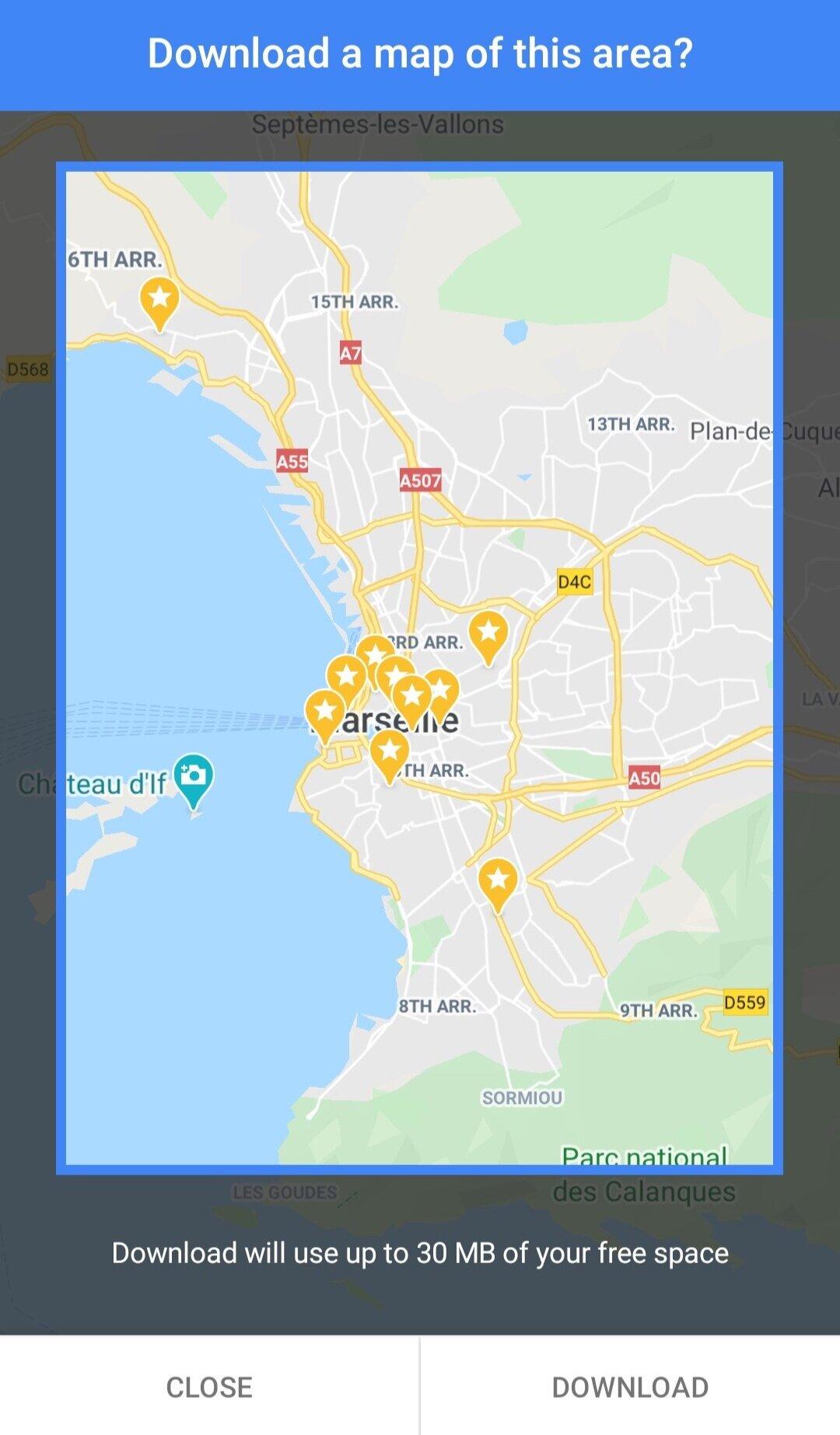 如何下载谷歌地图