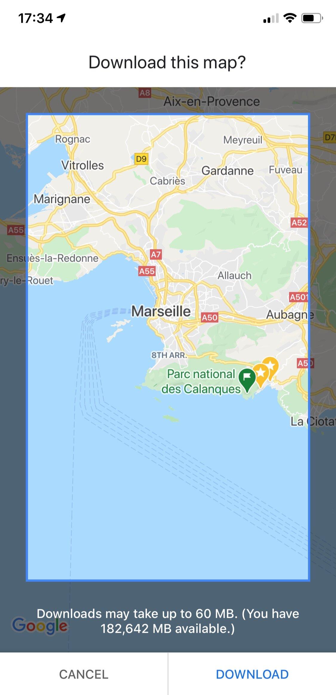 下载谷歌地图离线苹果