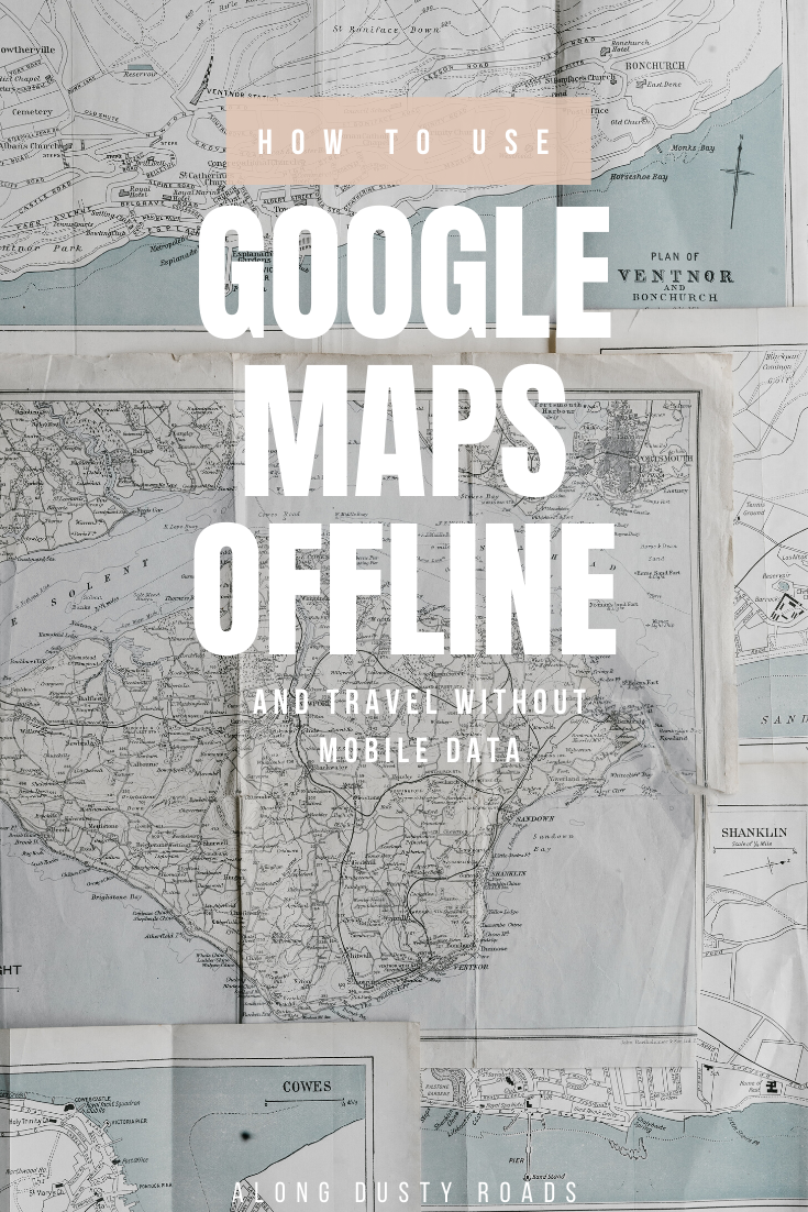 通过离线使用谷歌地图,了解如何在没有移动数据的情况下探索一个新的目的地。#旅行骇客#旅行#背包旅行#冒险#地图
