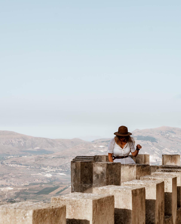 西西里岛之旅-造访厄里斯