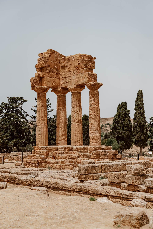 在西西里可做的事——发现废墟