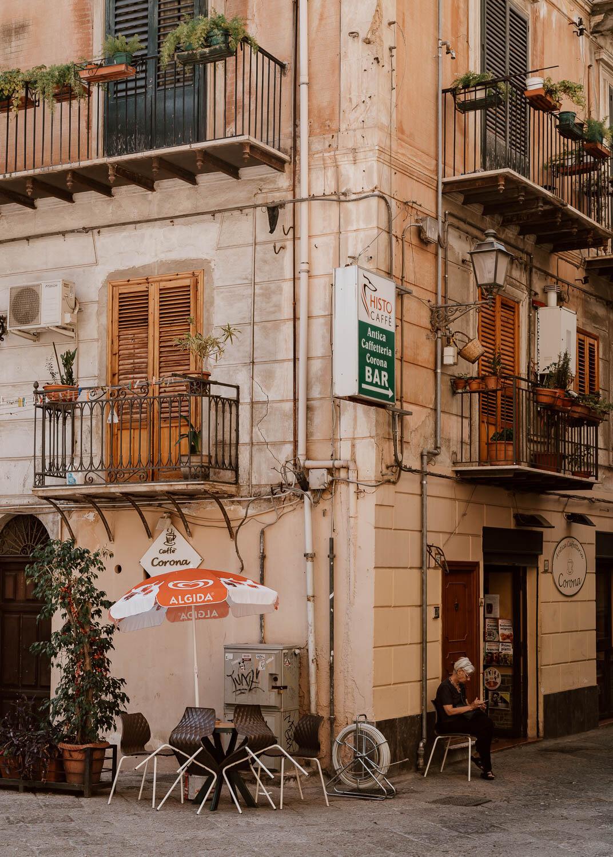 巴勒莫街景