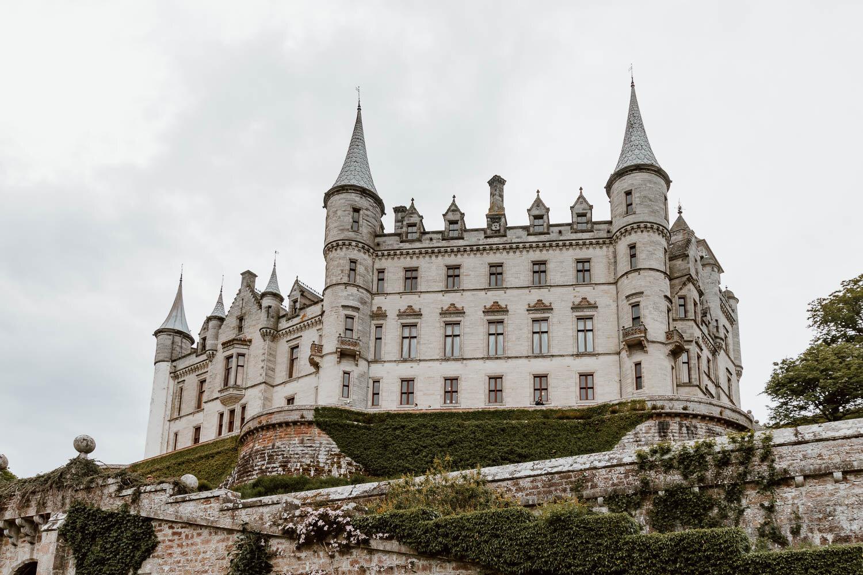 北海岸500指南 - 苏格兰邓罗博宾城堡