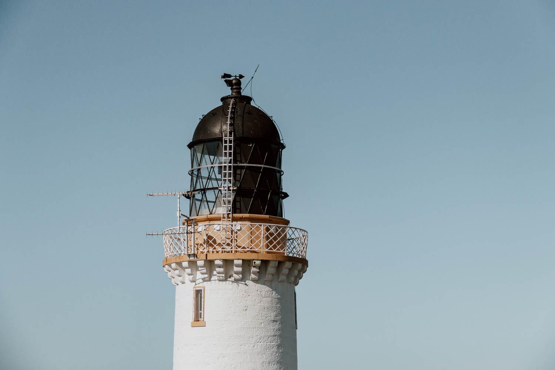 苏格兰北海岸灯塔500号
