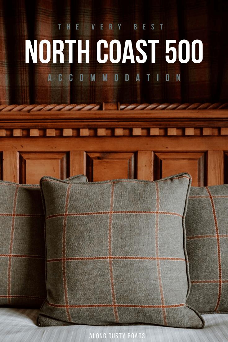 无论你是想住在苏格兰高地的城堡还是海边的小屋,我们都在这篇文章中为你提供了北海岸500号(苏格兰66号公路)上所有最好的住宿。#苏格兰#NC500 #北海岸500 #高地#酒店#Cas…