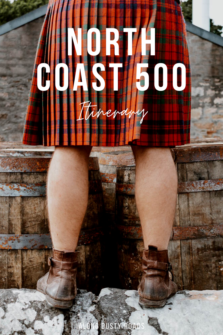 计划你的北海岸500路线和行程可能会有点令人生畏,所以这里是我们遵循的一周行程|北海岸500路线| NC500路线|苏格兰公路之旅#苏格兰#NC500 #路线#旅行指南