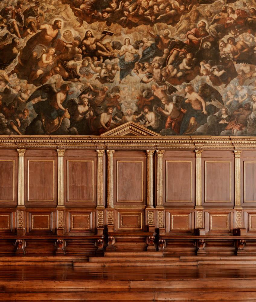 在威尼斯要做的事情 参观总督府