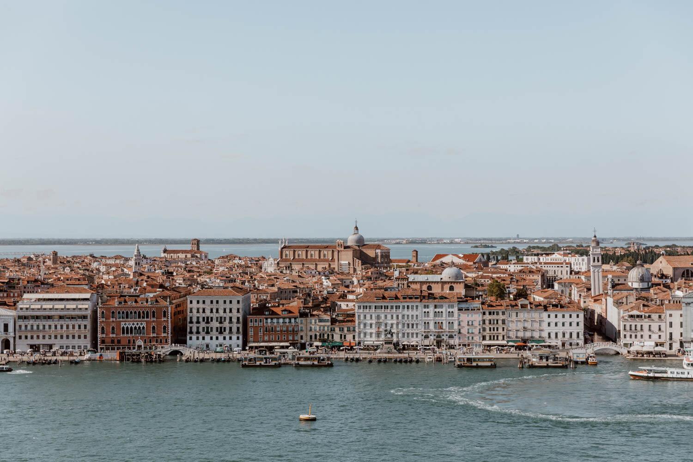 在威尼斯要做的事情 攀登圣乔治钟楼
