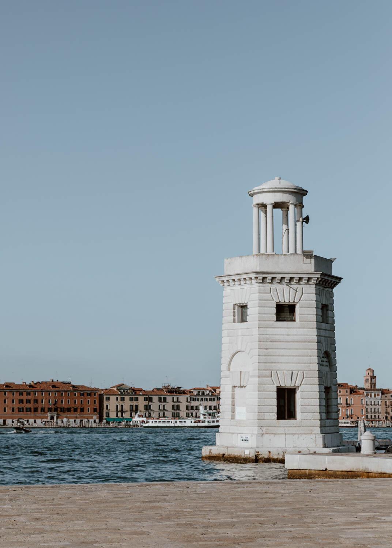 在威尼斯可以做的事情 乘船到圣乔治马焦雷