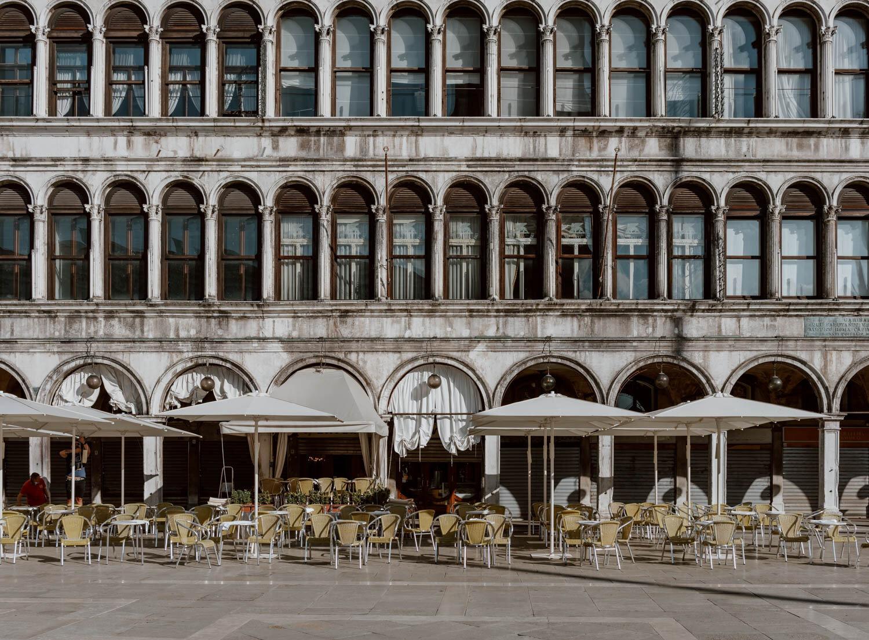 威尼斯要做的事情 参观圣马可广场