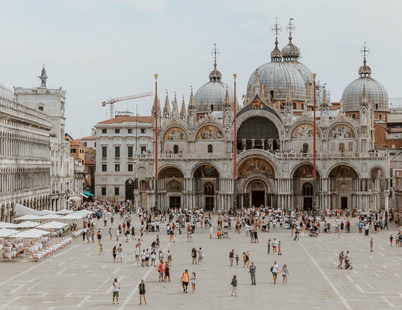 在威尼斯圣马可广场可做的事