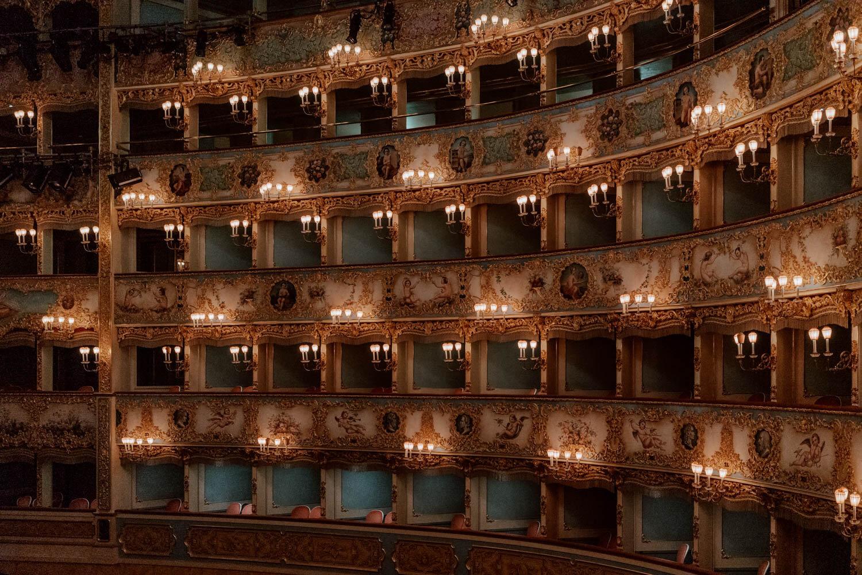 在威尼斯要做的事情 参观拉费尼斯剧院