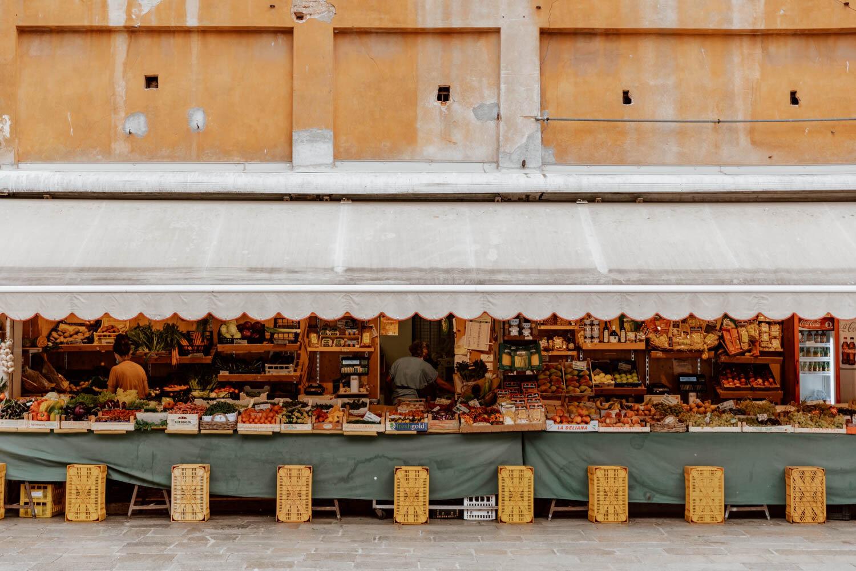 在威尼斯要做的事情 参观Mercato di Rialto