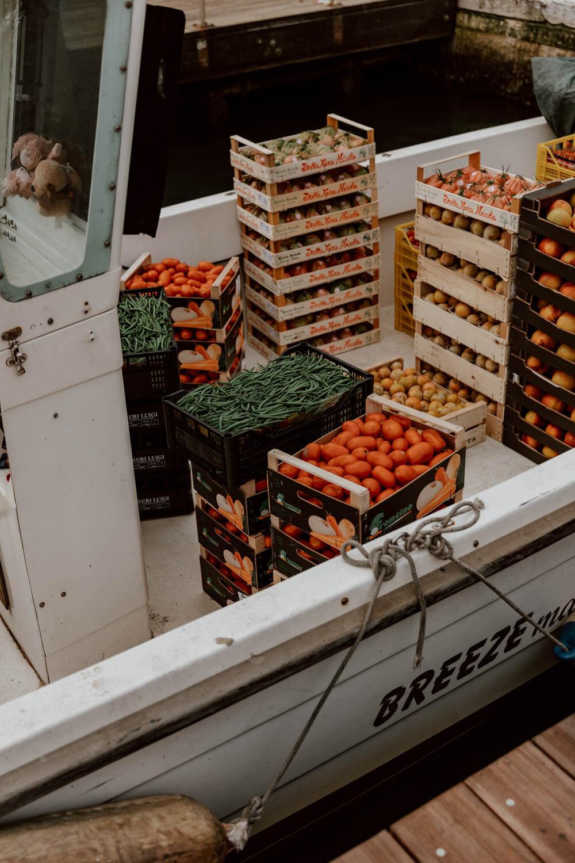 参观里阿尔托市场