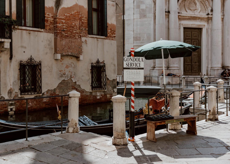 威尼斯要做的事情 坐平底船