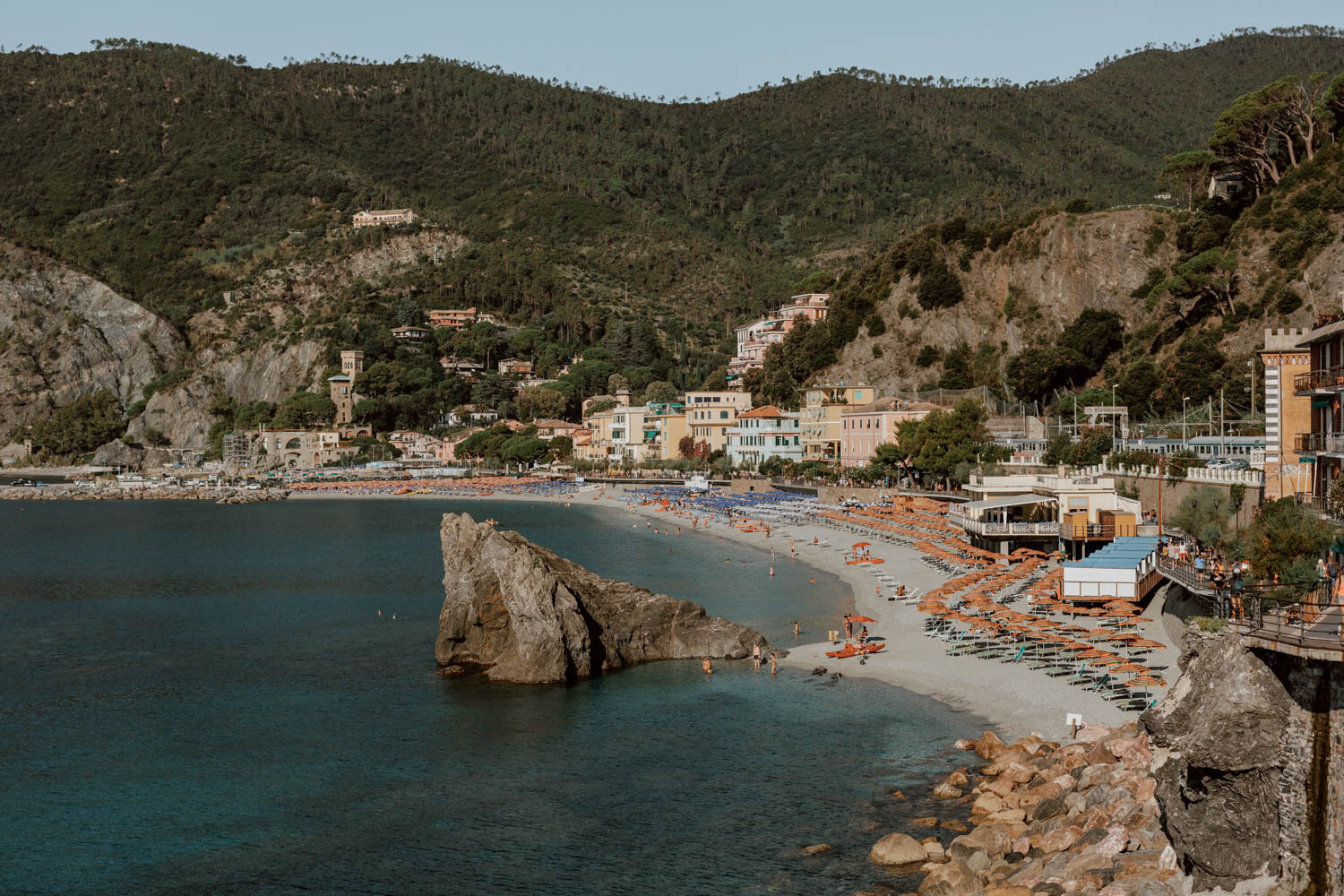 An Essential Guide To Monterosso Al Mare Home To The Cinque Terre S Best Beach Along Dusty Roads