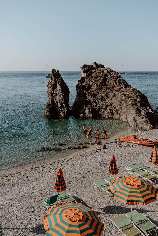 蒙特罗索-菲吉娜-海滩