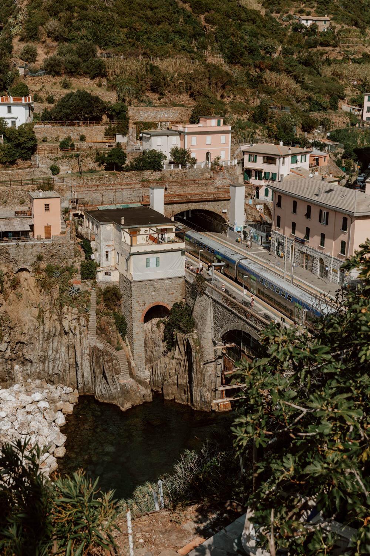 Riomaggiore火车站