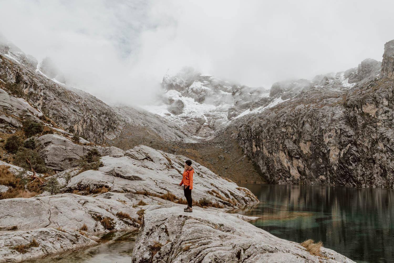 Huaraz远足- Laguna Churup