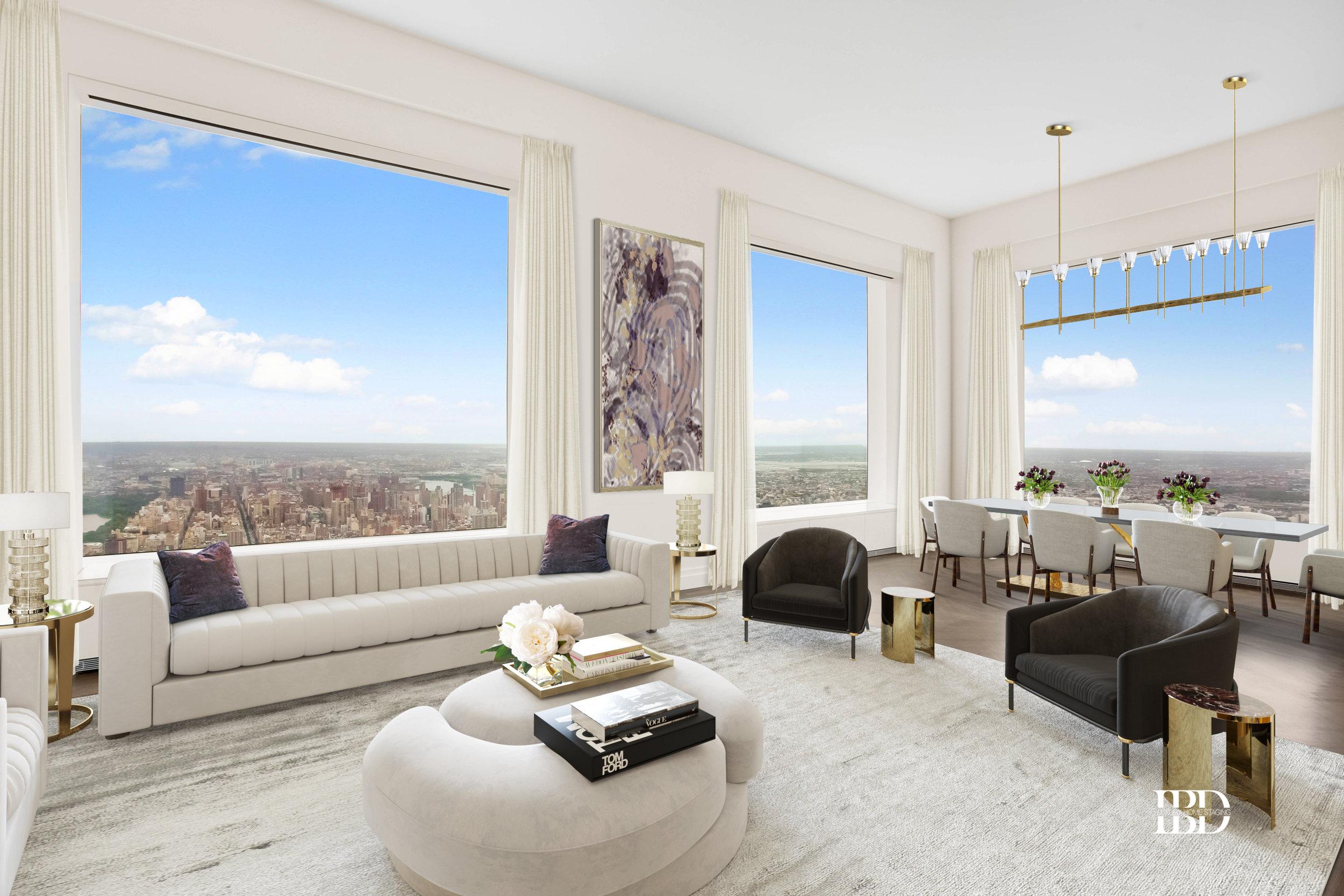432 park avenue 80a new york - $21,888,000