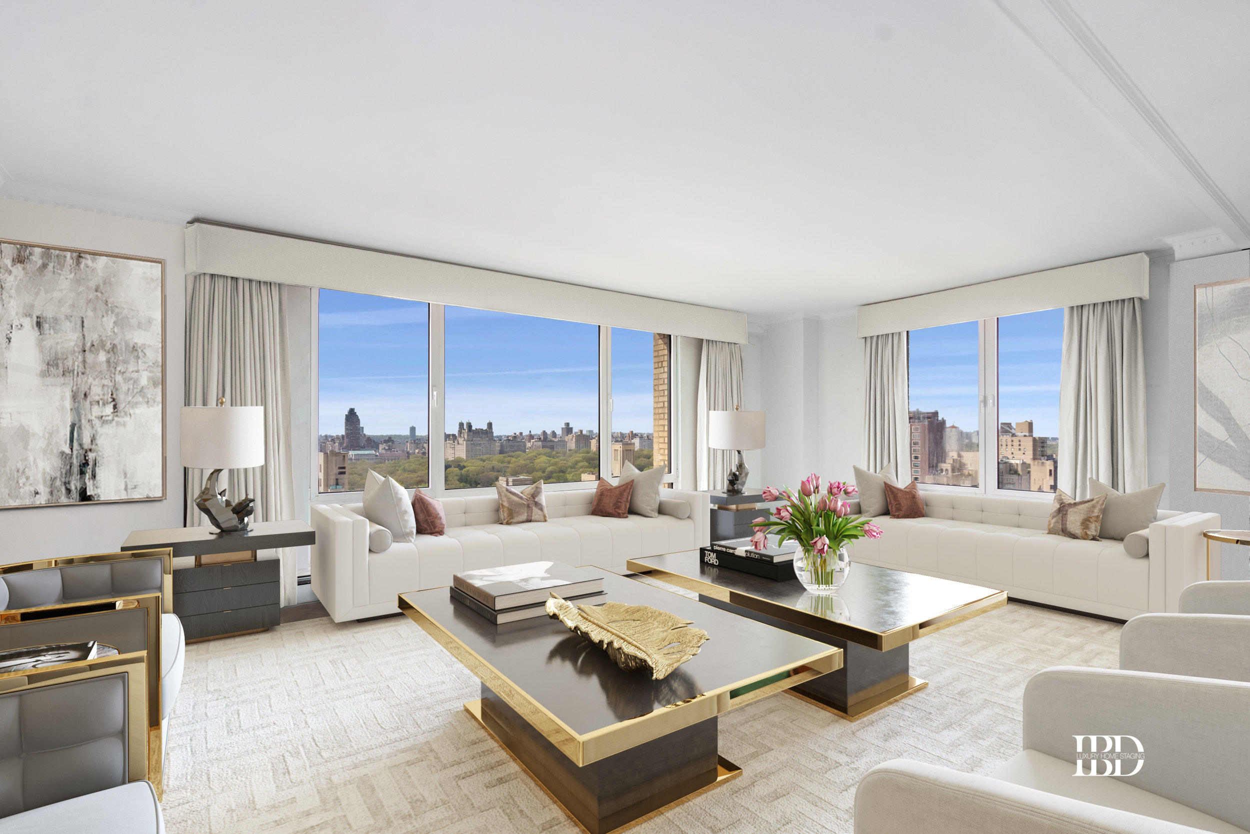 Iconic Carlyle Tower35 East 76th St. 25TH FLOOR, NEW YORK - $14,000,000