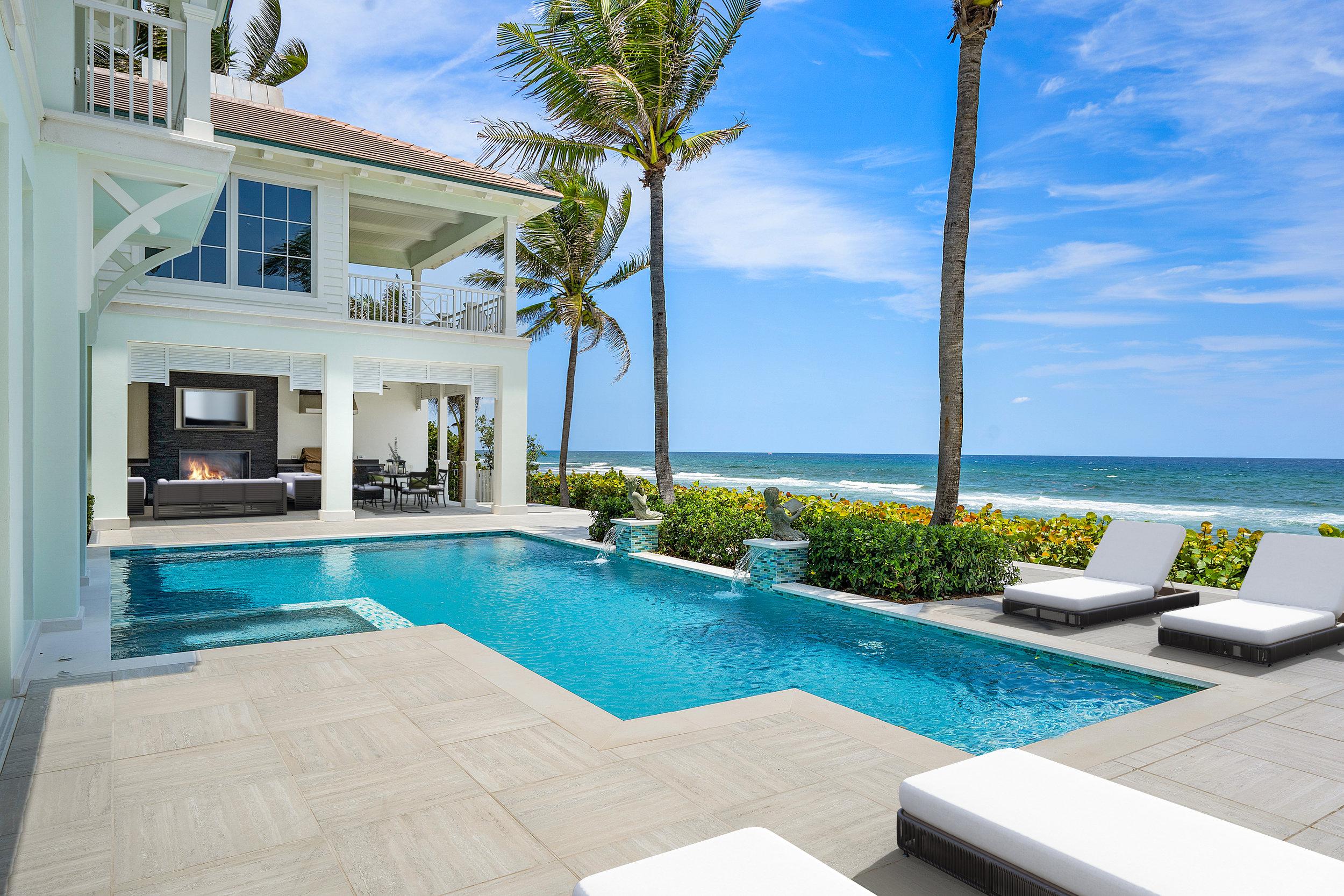3777 N Ocean Boulevard Gulf Stream, FLORIDA - $24,900,000