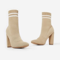 SOCK-ANKLE-BOOTS