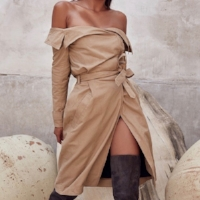 HOUCE-OF-CB-TRENCH-DRESS