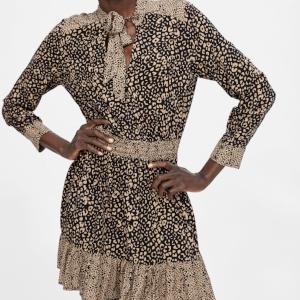 LEOPARD-PRINT-DRESS