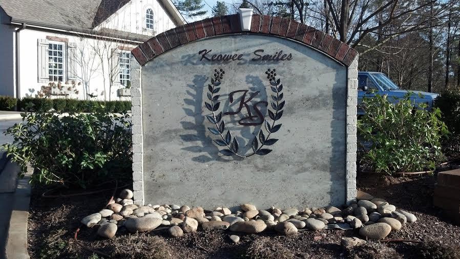 Keowee Smiles Sign.jpg